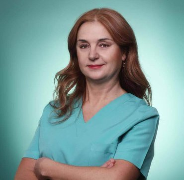 Dora Yovcheva - Chief Dentist